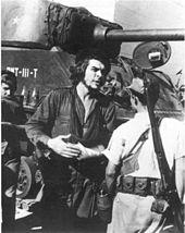 Le Che à la bataille de Santa Clara, 1958