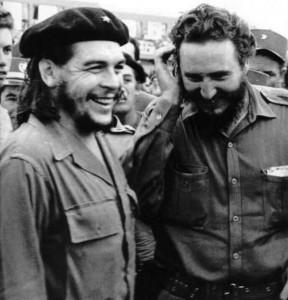 Guevara et Castro