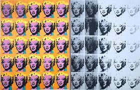 Diptyque Marilyn, Andy Warhol